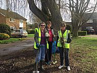 H&W Time Bank joins the Great British Spring Clean (4)
