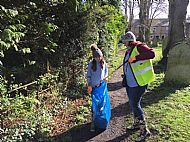 H&W Time Bank joins the Great British Spring Clean (3)
