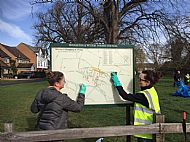 H&W Time Bank joins the Great British Spring Clean (2)