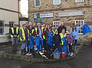 H&W Time Bank Cleaning Team (2)