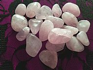Rose Quartz ~ Tumbled