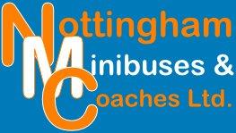 nottingham minibuses logo