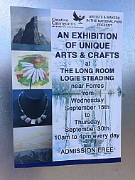 Logie Steading Exhibition