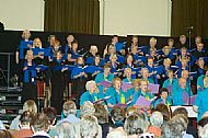 Joint Concert with Sans Pareil Singers