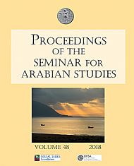 Proceedings of the Seminar for Arabian Studies 48