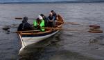 the st ayles rowing skiff