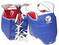Martial arts protection shield