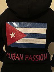 Cuban passion hoodie