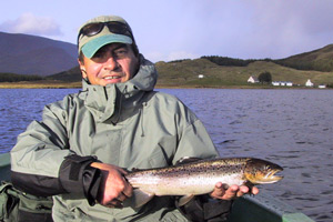 loch ailsh sea trout