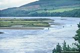 kyle of sutherland, salmon fishing