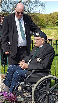 John and Jack Yarker Chindit.