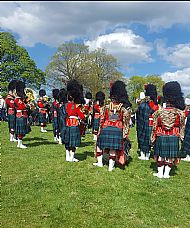 Band Royal Regiment of Scotland.