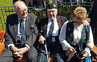 Major Leishman, John McIntyre, Mrs Govan.