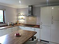 Light spacious kitchen