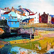 Staithes Footbridge