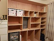 BESPOKE CRAFT STORAGE