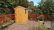 SUPPLY & ERECT SHED