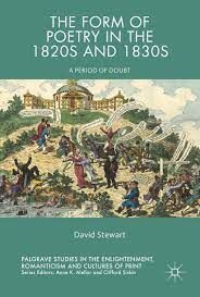 David Stewart Poetry in the 1820s and 1830s