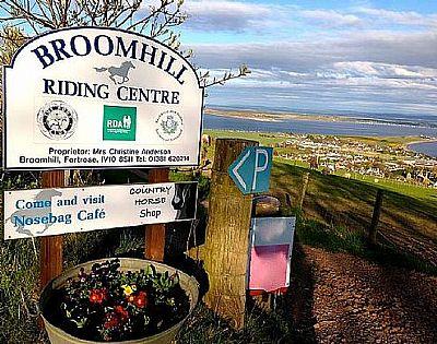 broomhill horse riding centre