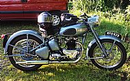 Malc Webb's Triumph Thunderbird