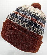 Bowmore hat - rust