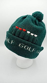 tees hat - forest green