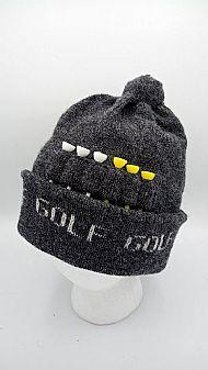 tees hat - oxford grey