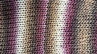 stripey hat - rhinestone