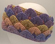 headband - candy floss
