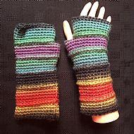 Mitts (Rainbow)