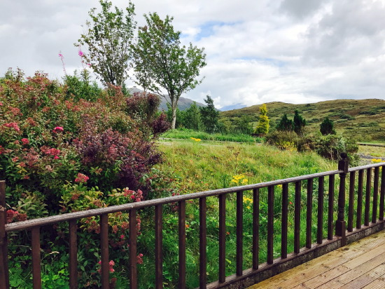 ceithir gaothan self-catering bungalow, seat, skye - the grounds