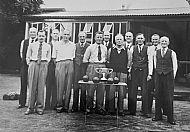Loch Neaton B.C. - South Norfolk League Cup Winners 1949