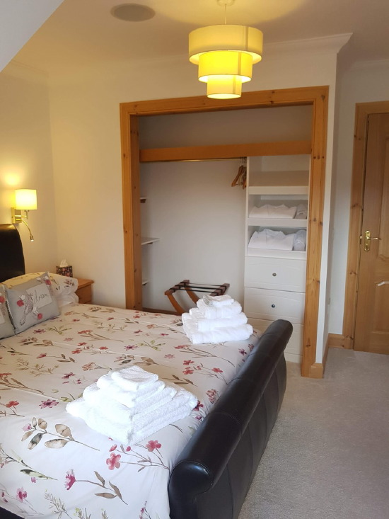 sgritheal view bed & breakfast, skye - bedroom comfort