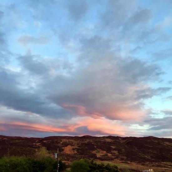 sgritheal view b&b skye - views