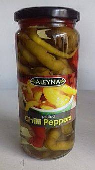 Chilli peppers - pickled