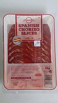 Chorizo pack