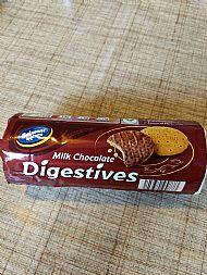 Milk Chocolate digestive