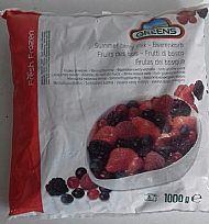 Frozen Summer Fruits