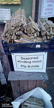 Seasoned Kindling Bundle