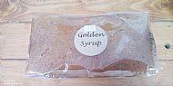 Homemade Golden Syrup cake