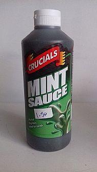 Mint sauce - squeezy bottle
