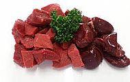 Diced Steak & Kidney