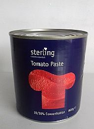 Tomato puree paste