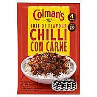 Colmans Chilli Con Carne