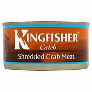 Shredded Crab Meat