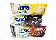 Alpro Vegan yoghurt - Dark