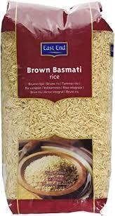 Brown Basmati rice - 1kg