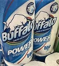 Buffalo power kitchen roll