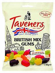 British Gum mix
