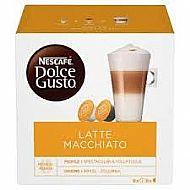 Dolce Gusto Latte Macchiato pods